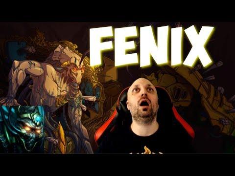 FENIX est le Nouveau Perso d'Heroes of the Storm !