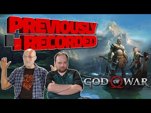 Previously Recorded - God of War(2018)