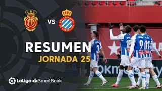 Resumen de RCD Mallorca vs RCD Espanyol (1-2)