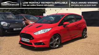 2014 FORD FIESTA 1.6 ST FOR SALE | CAR REVIEW VLOG