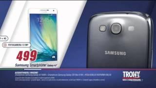 Trony prendi due uno lo paghi la metà Galaxy A7 spot 2015