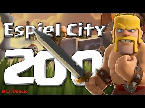 Espiel City a por las 200 Victorias! | Clash of Clans