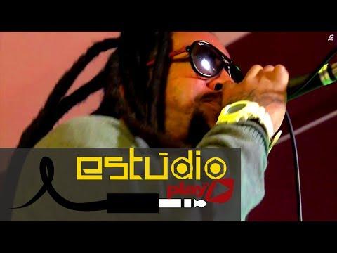 ESTÚDIO PLAYTV - RAEL - O HIP HOP E´ FODA