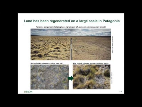Large scale landscape restoration: the investment case for ecological and regenerative farming