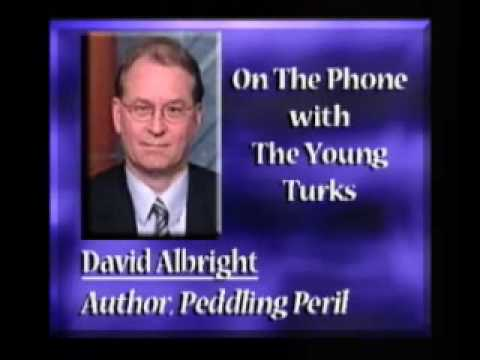 How the Secret Nuclear Trade Arms America's Enemies w/ Author David Albright