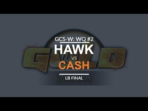 GCS:W 2017 Western Quali 2 - LB Final: [H] Hawk vs. Cash [O]