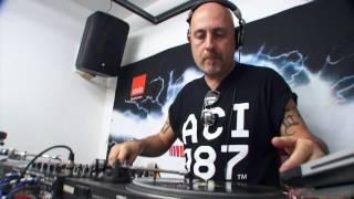 Mark Archer Altern 8, DJ Set - Programa Sexta Flash Canal DJ ( Dezembro 2016 )