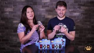 Spider Man Mystery Pint Size Heroes 3-Pack Unboxing!