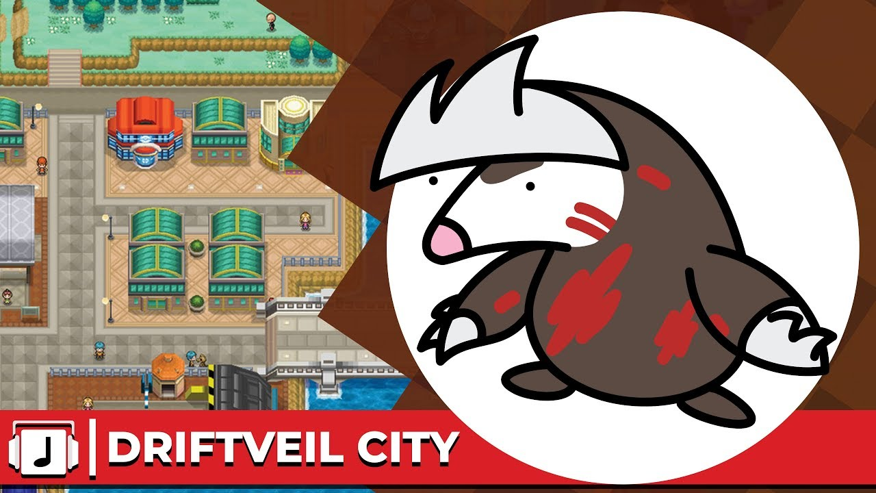 Driftveil City Pokemon B W Remix By Noteblock Remaster ◓ pokémon black & white. cyberspaceandtime com