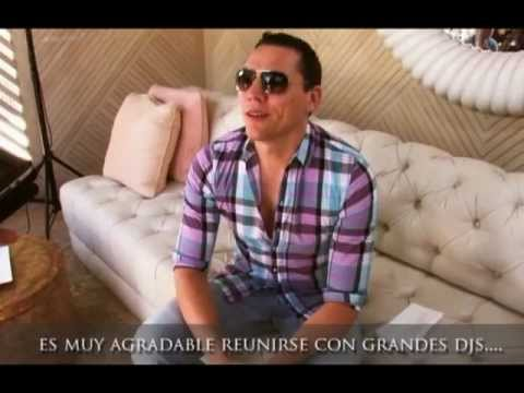 TIESTO CLUB LIFE TOUR COLOMBIA INTERVIEW