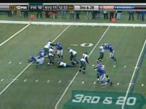 Highlights of Philadelphia Eagles 23 vs. New York Giants 11