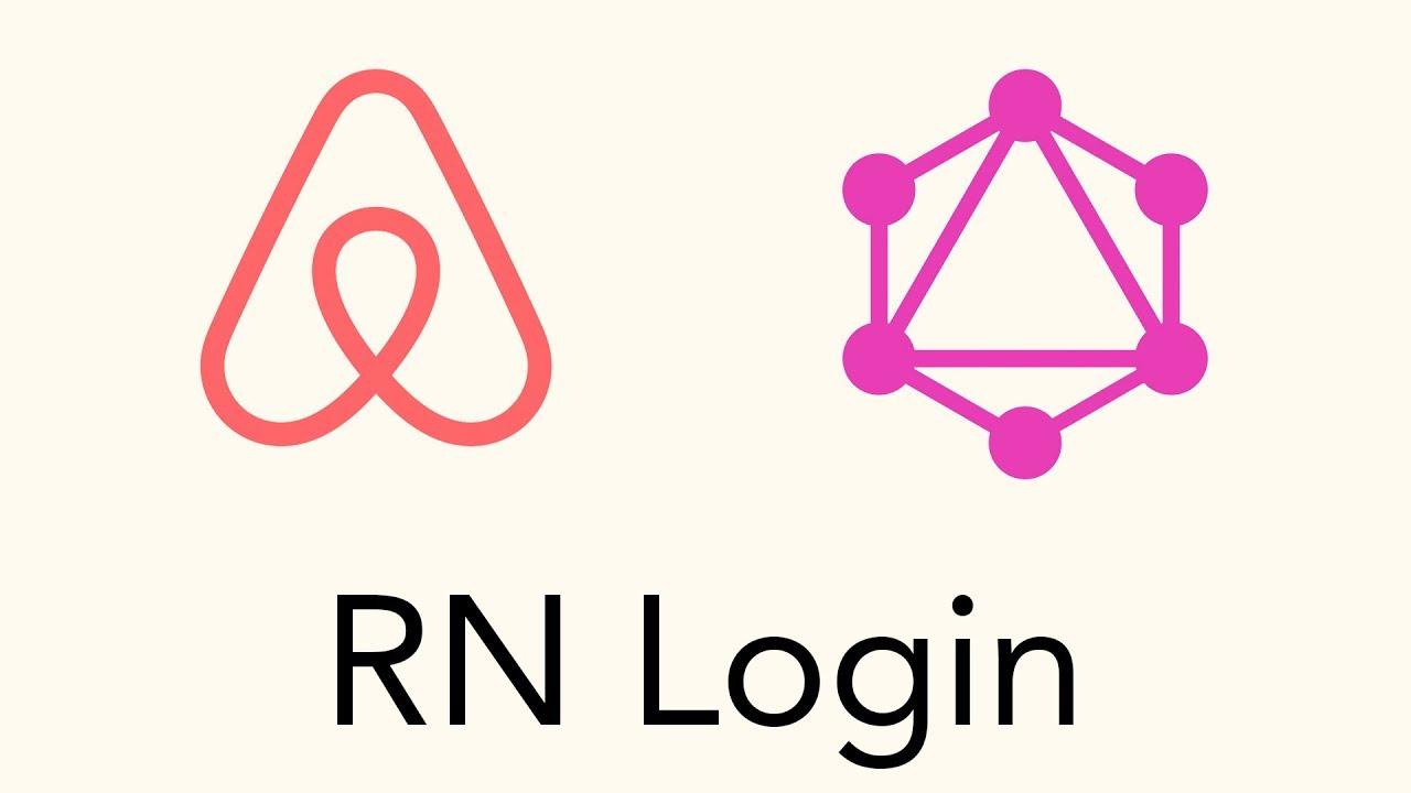 React Native Login Screen - Part 21