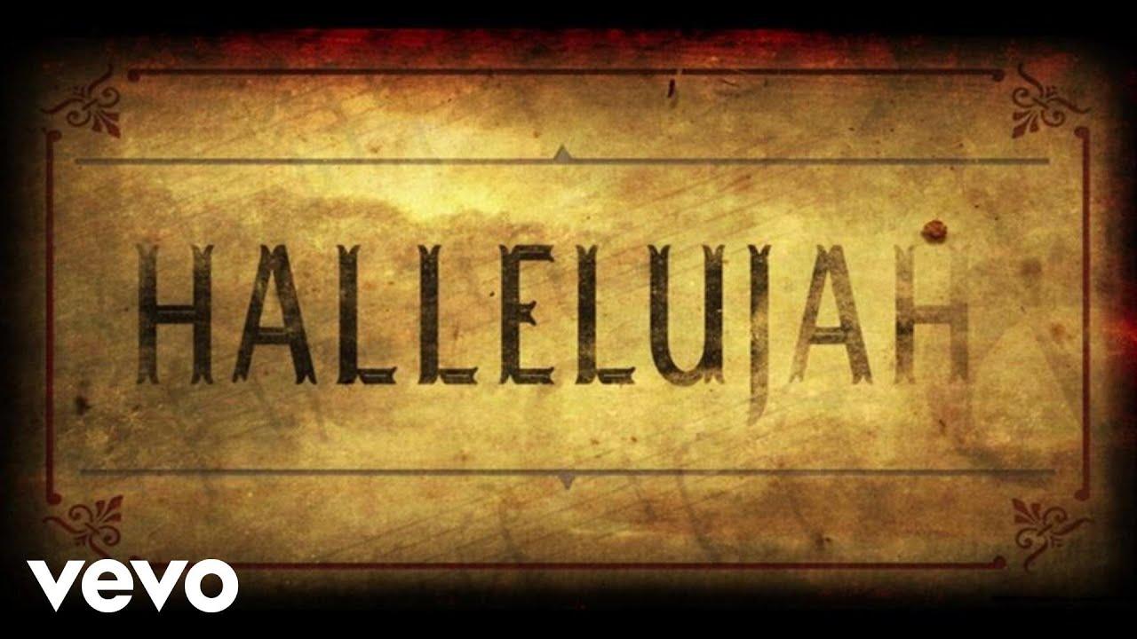 Newsboys - Hallelujah For The Cross (Lyric Video) - YouTube Hallelujah