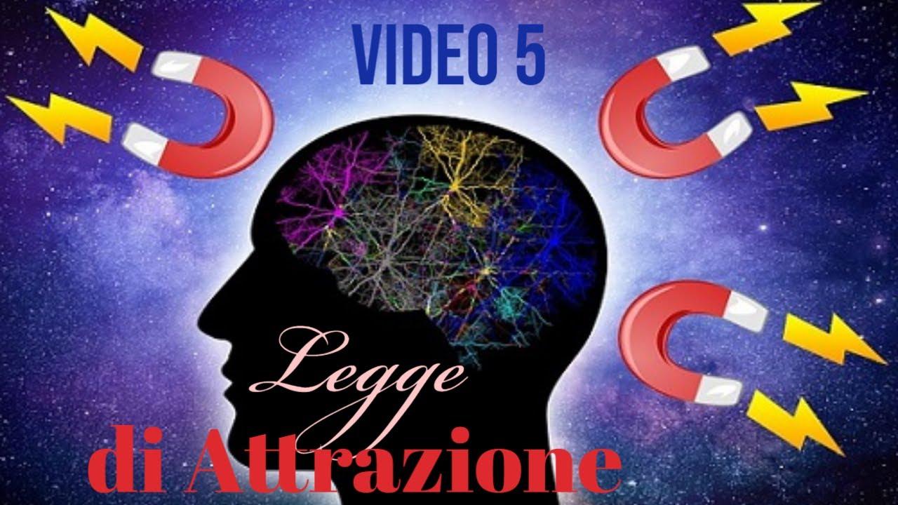 Legge Di Attrazione Testimonianze E Bibliografia Youtube
