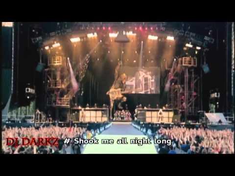 AC/DC vs Black Eyed Peas - You Shook My Humps (DJ Firth Mashup)