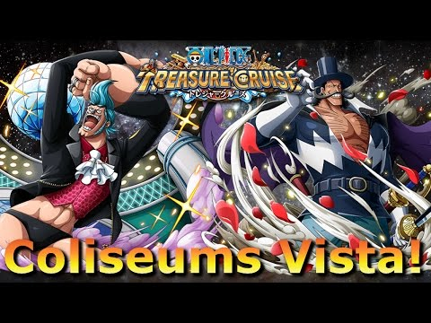 Chaos Coliseum: Vista - All Stages (1-4) ☆ One Piece Treasure Cruise