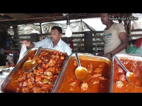 Salt Lake Sector V Food at Lunch Time | Varieties of Kolkata Street Food | Street Food Online