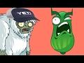 Растения против Зомби 2 - ОТКРЫВАЮ НОВЫЕ ПАКИ С АПГРЕЙДАМИ + Современный Мир + Охота на Йети