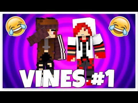 Y E S spells yes.What does E Y E S spell (Minecraft Animation vines #1)