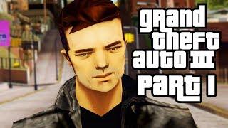 Grand Theft Auto 3 Gameplay Walkthrough Part 1 - INTRO (GTA 3)