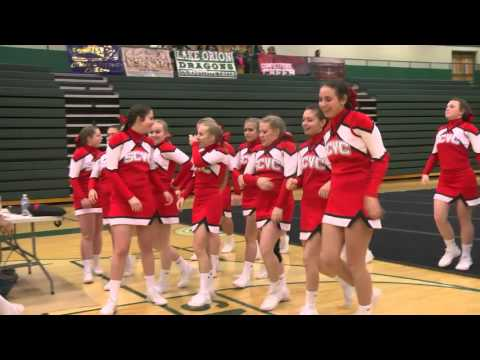 Cheer Districts 2/20/16