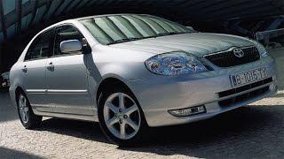 замена жидкости ГУР на Toyota Corolla