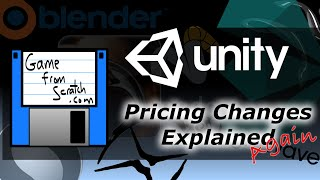 Unity Pricing Changes Explained Again