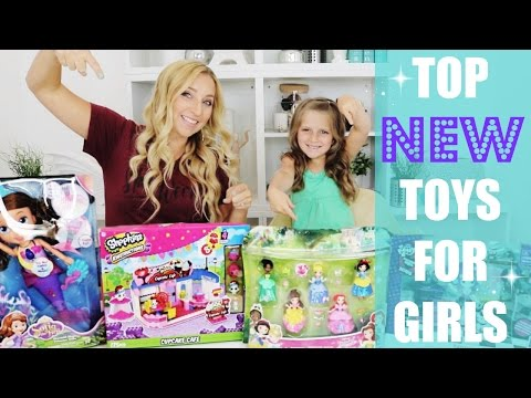Top New Toys & Gift Ideas for Girls 2016 | All Under $25!