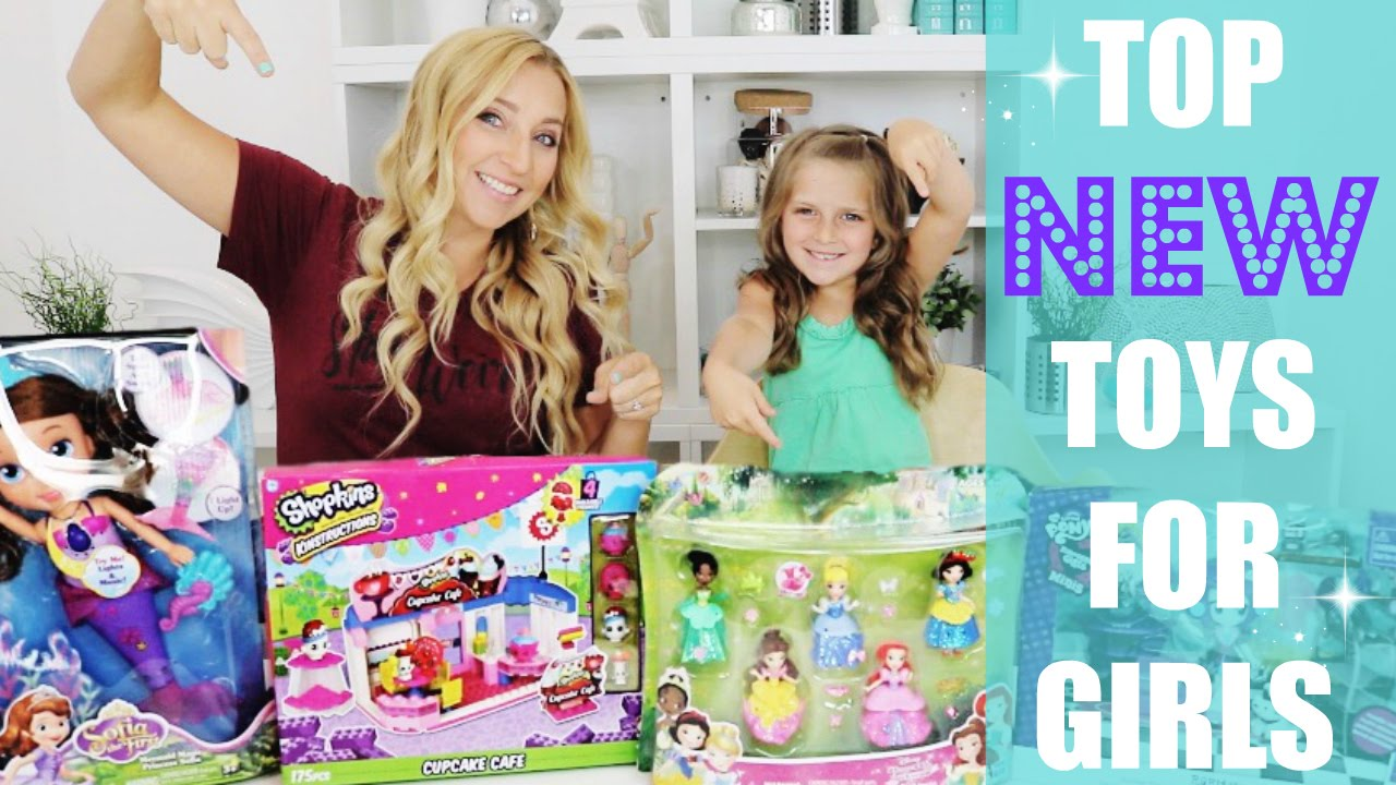 top new toys gift ideas for girls 2016 all under 25 youtube. Black Bedroom Furniture Sets. Home Design Ideas
