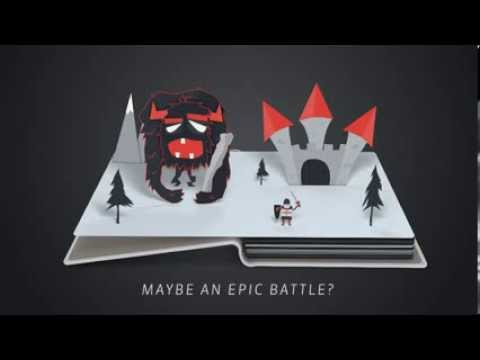 Pop-Up Book Starter Kit - Adobe After Effects Product Promo ...