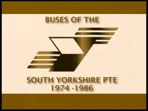 Buses of the South Yorkshire PTE - The Early Eighties
