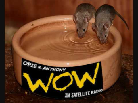 Opie & Anthony: Ant's Mouse Joke