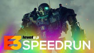 SPEEDRUN: Resumen de noticias del PC Gamer Show de E3 2021