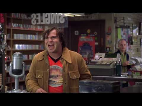 Three Lions Football's Coming Home - Jack Black's Edition