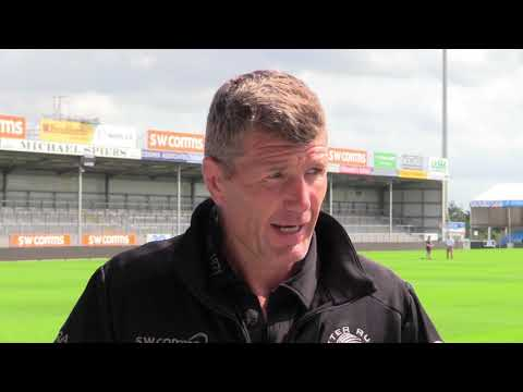 Chiefs TV: Rob Baxter on new signing Jannes Kirsten