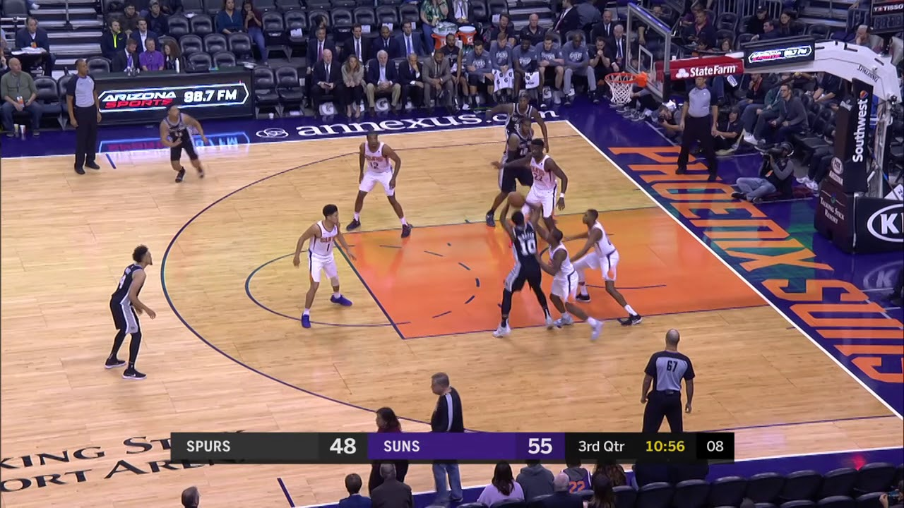 San Antonio Spurs 14