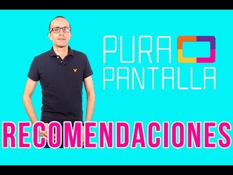 Recomendaciones PuraPantalla – Helder Beltrán