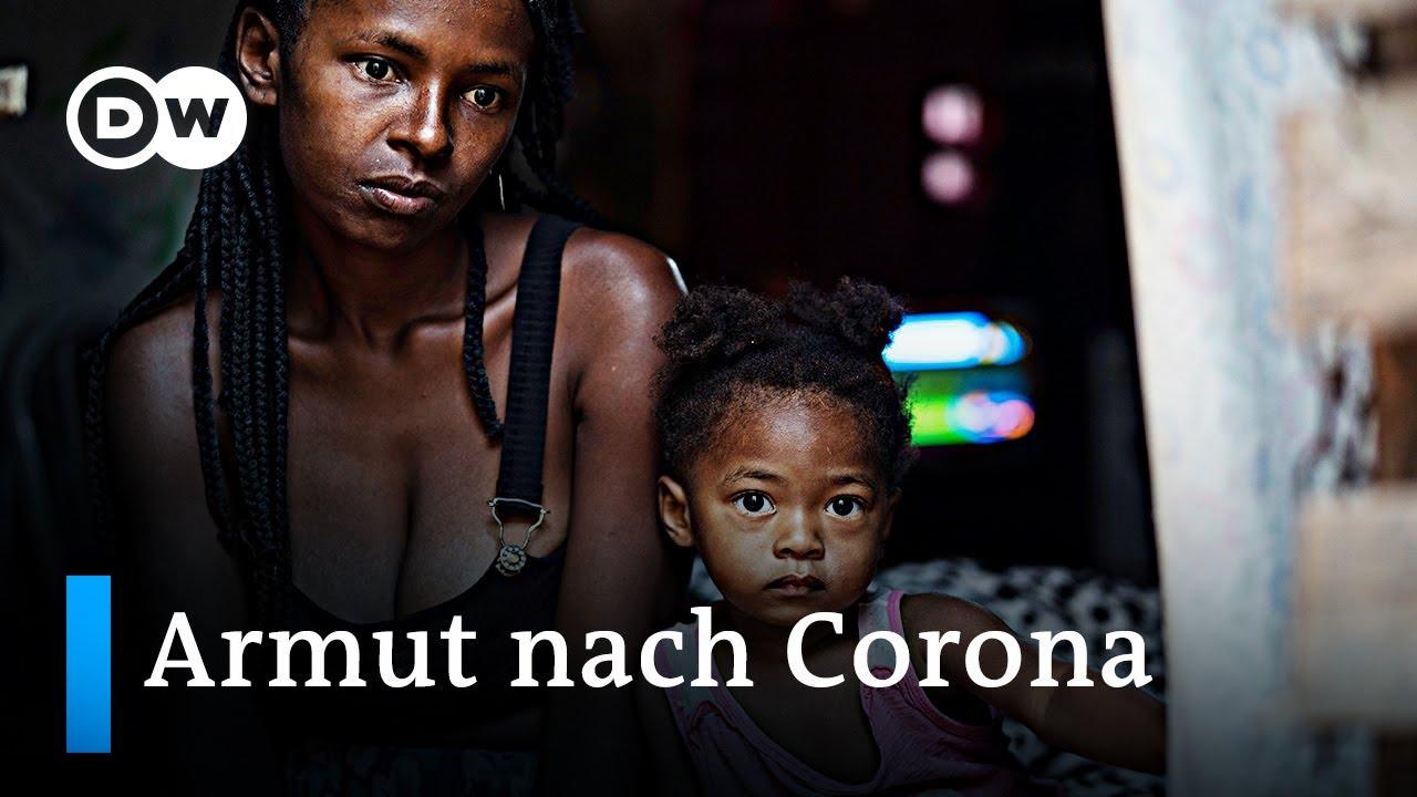 Kampf gegen Corona: Helfen die Milliarden oder wächst die Armut? | Auf den Punkt