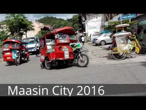 Maasin City Southern Leyte, Philippines