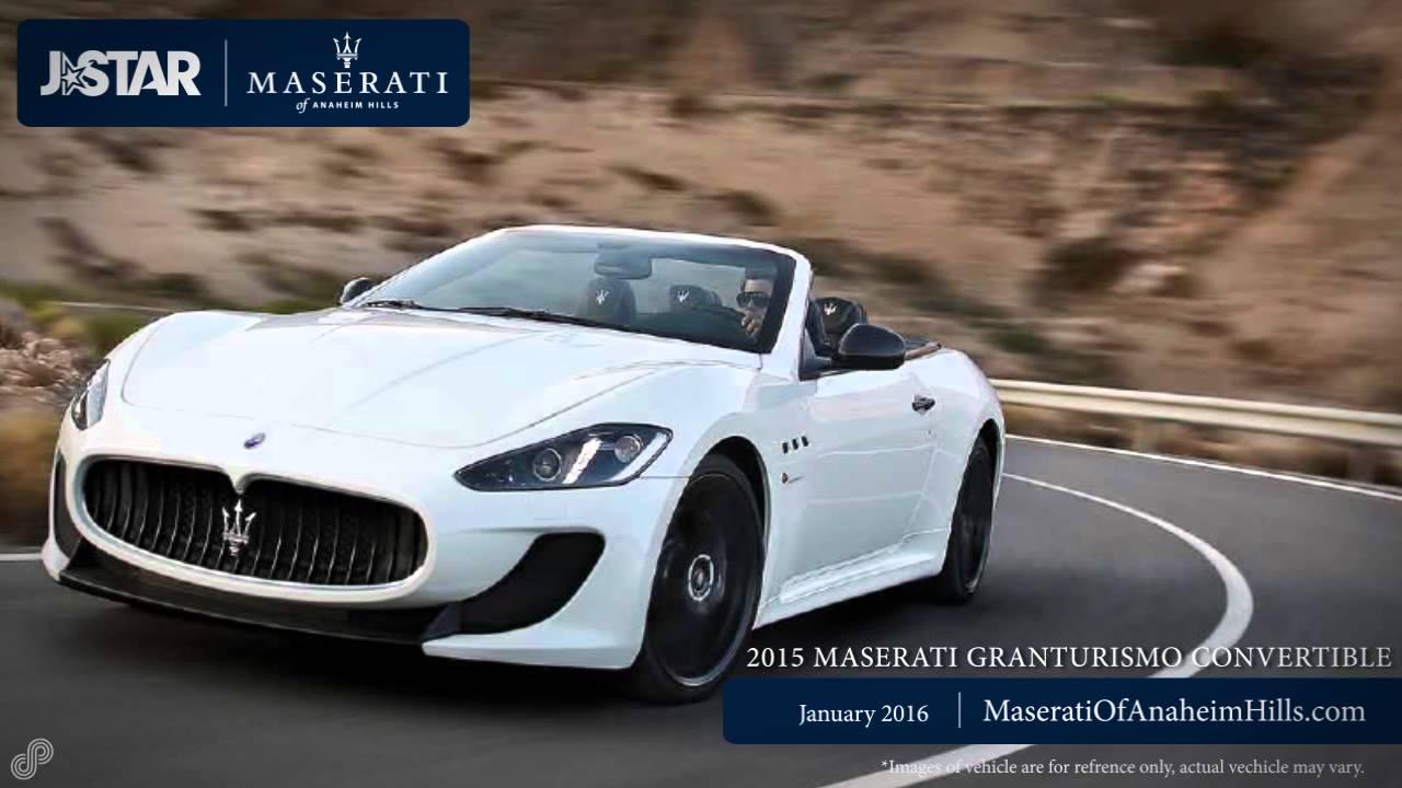 Maserati Anaheim Hills >> Maserati Of Anaheim Hills January Offers Spl Youtube