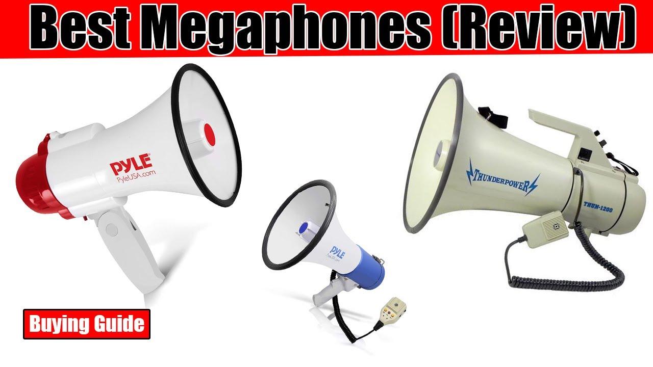 Download Megaphones: 5 Best Megaphones in 2021 (Buying Guide)