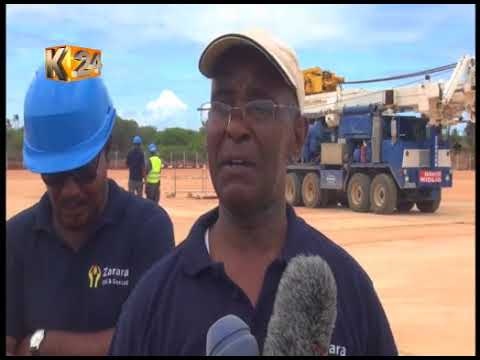 Multi-million gas exploration project set to kick off in Lamu