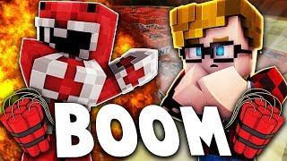 ANIMA ESPLODE NEI TNT GAMES!! - Minecraft