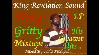 Nitty Gritty Vol. 1 Mixtape.