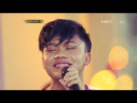 Rizky Febian - Kesempurnaan Cinta (Live at Breakout)