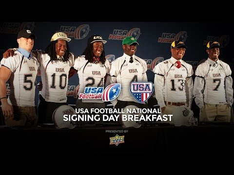 USA Football International Bowl - 2015 National Signing Day Breakfast