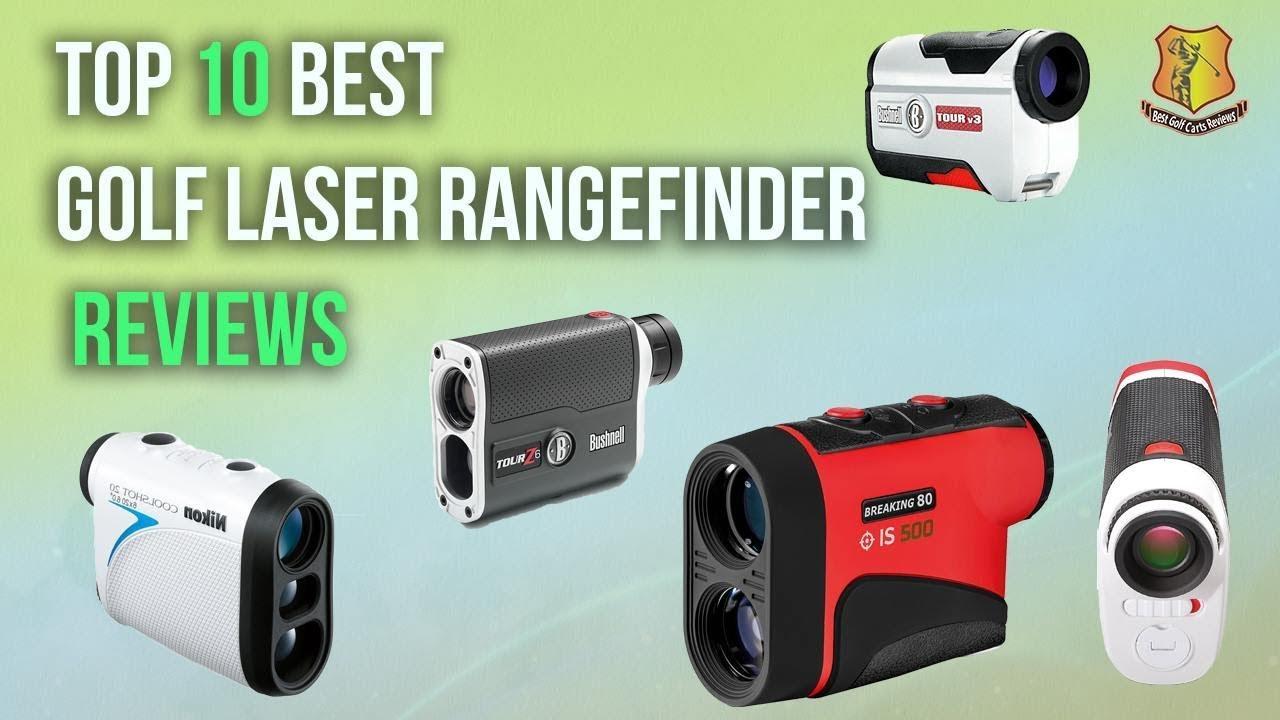 top 10 best golf laser rangefinder reviews 2018 youtube