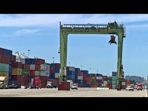 Port of Oakland Freight Hauler to Road-Test Electric Big