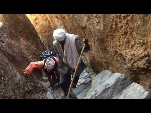 Un trekking in Etiopia