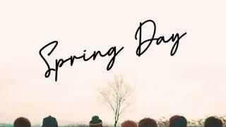 방탄 소년단 (BTS) – 봄날 (Spring Day) [Sub Indo]